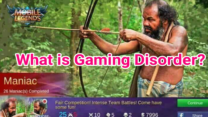 Image of Why Addictive Gaming is Now a Disease?