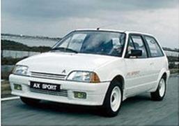 Citroen 1987 AX Sport
