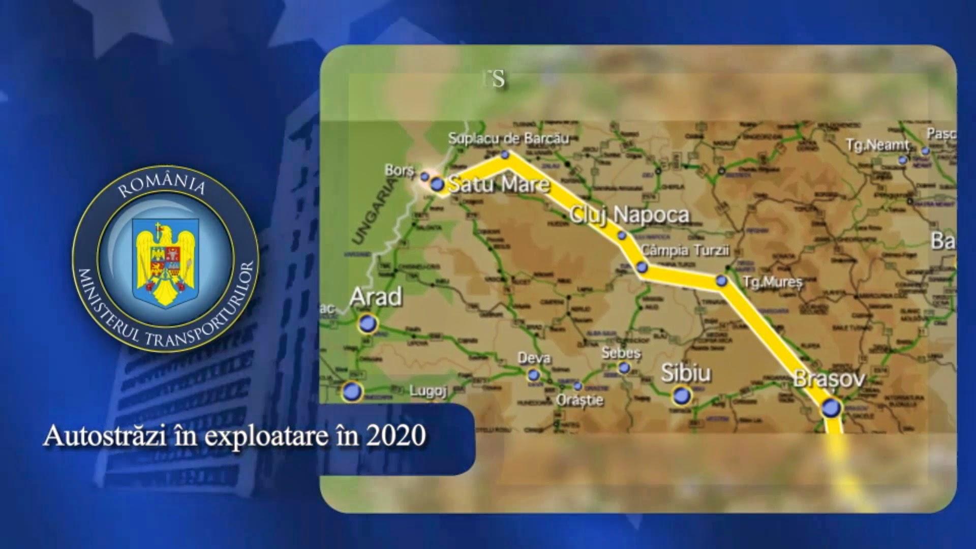 Master Plan Autostrăzi 2020