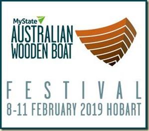 Sv J Georgia Australian Wooden Boat Festival