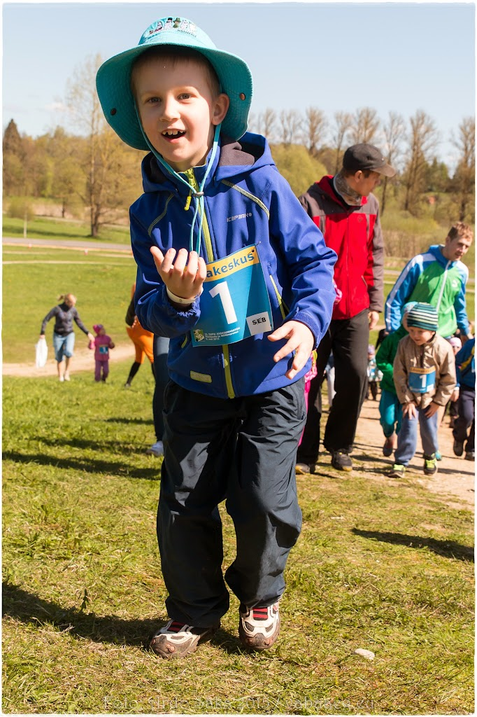 33. Tartu Jooksumaraton: lastejooksud ja Heateo jooks / foto: Ardo Säks