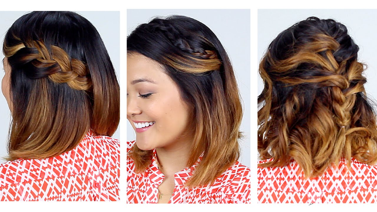 FABULOUS PARTY HAIR STYLES FOR ATTRACTIVE LADIES THROUGH HOLIDAYS 2