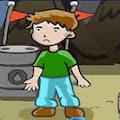 Games2Jolly - Fat Guy Swing Escape