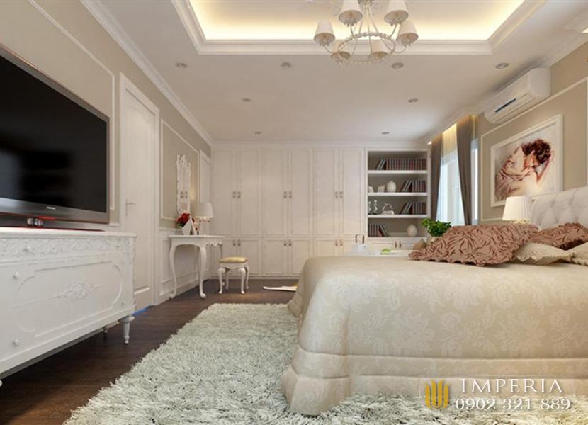 thuê căn hộ 4 phòng ngủ skyvilla tại Imperia An Phú