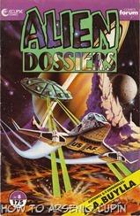P00008 - Alien Dossiers #8