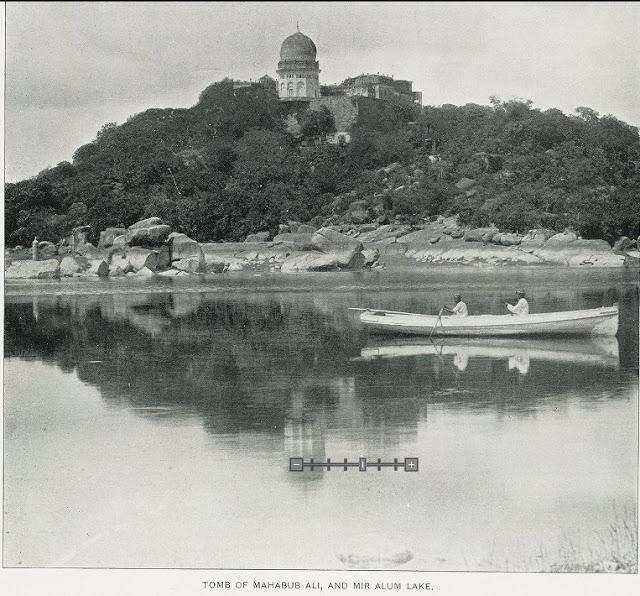Hyderabad - Rare Pictures - MirAlamTank1.jpg