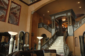 Architecture, Interior, Marble, Staircases, Stairs
