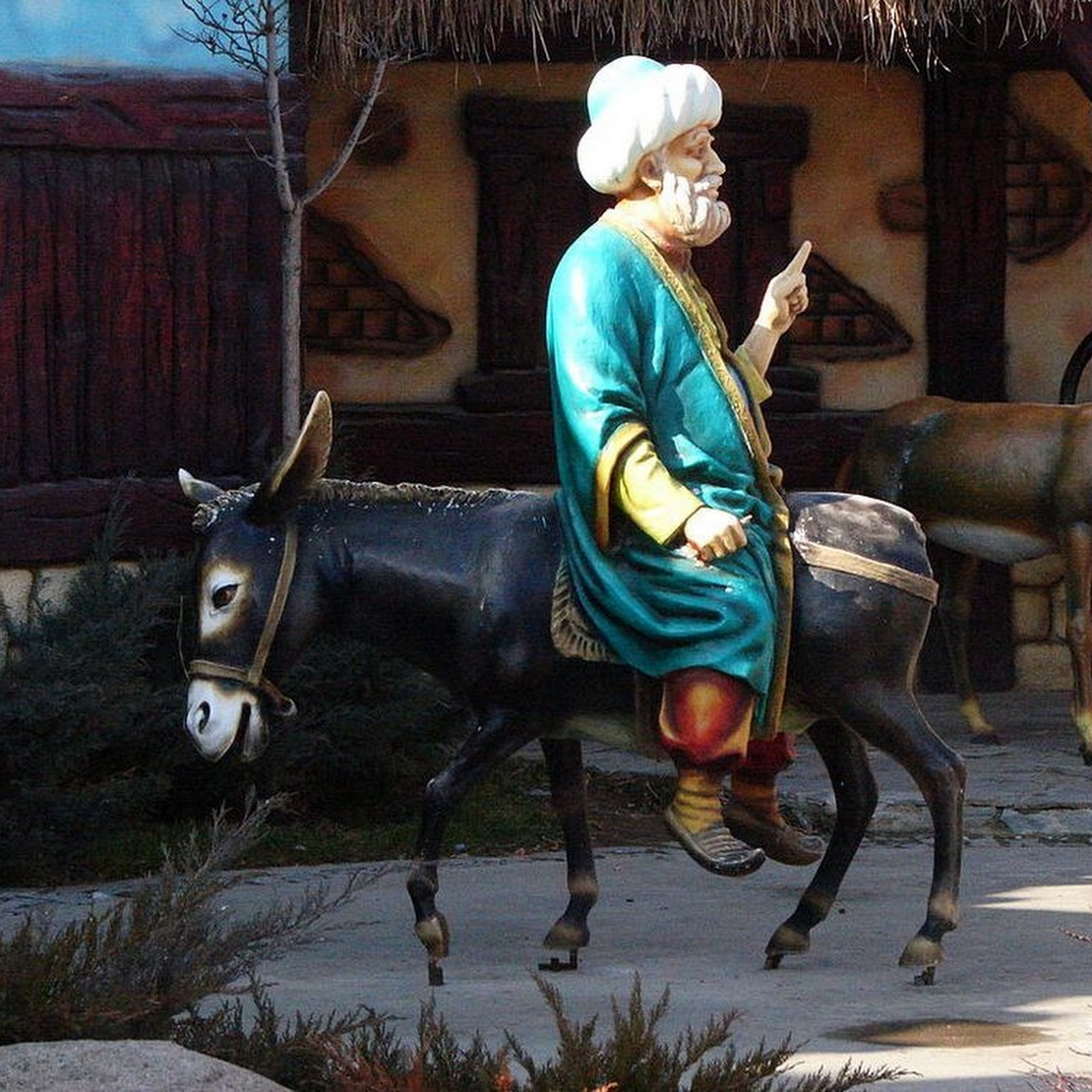Nasreddin Hodja of Turkey
