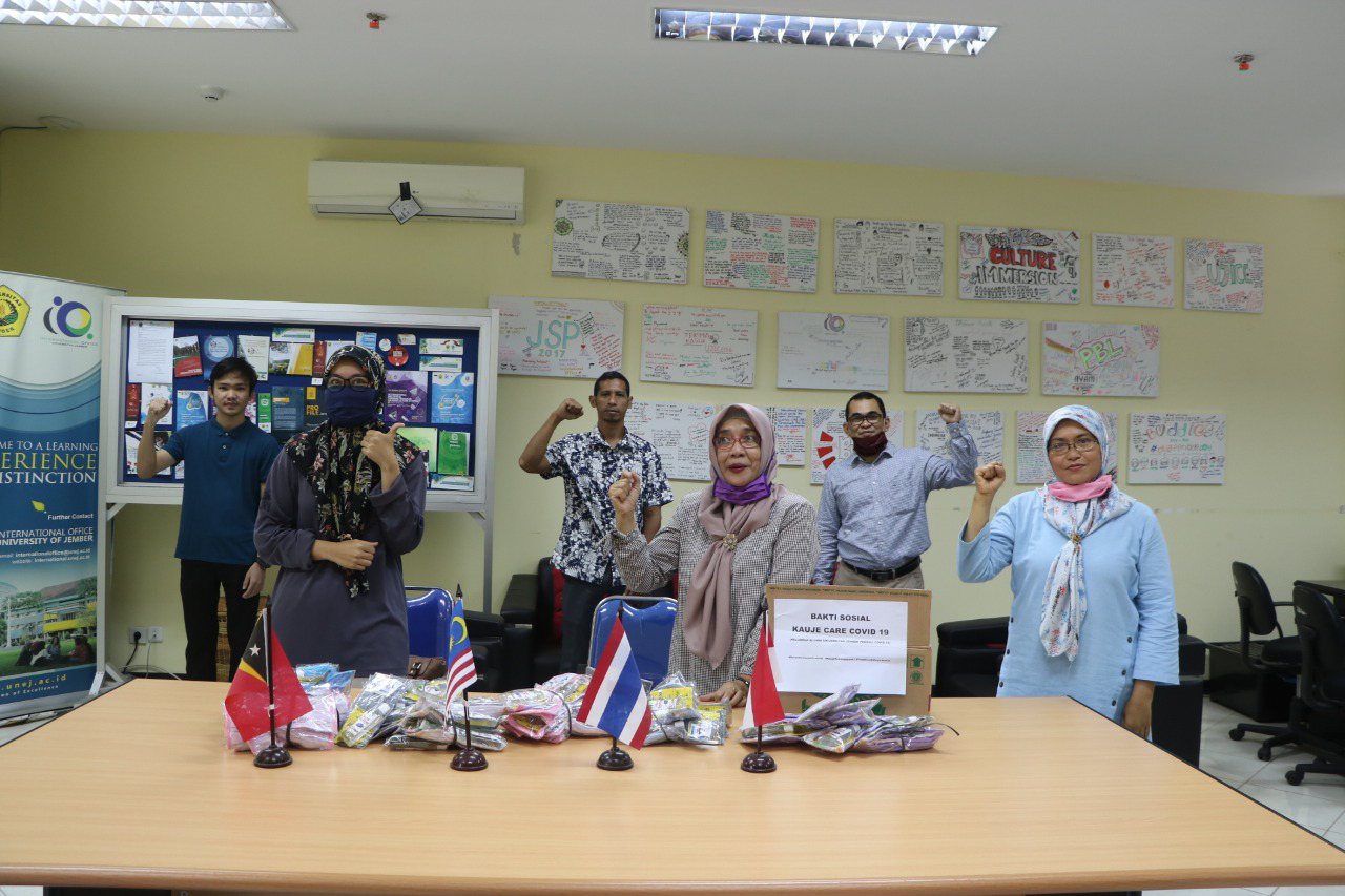 Mahasiswa UNEJ Asal Timor Leste Pilih Tetap di Jember