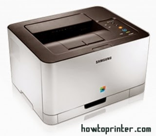 How to resetup Samsung clp 365 printers toner counters ~ red led turned on & off repeatedly
