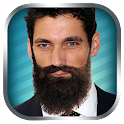 Beard Funny Photo Editor App icon