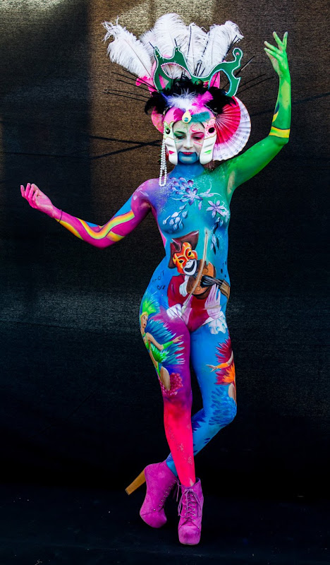IMG_5064 Color Sea Festival Bodypainting 2018