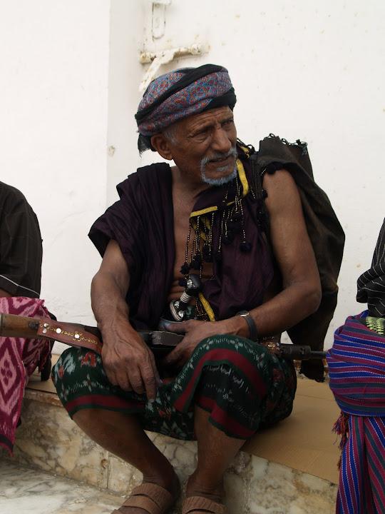 Jebeli tribesman