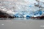 Closeup of The Iceberg (Navimag Boat Trip, Chile)