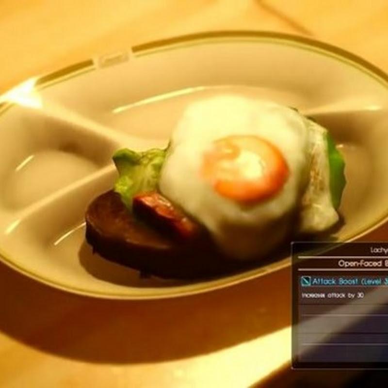Final Fantasy XV – Fundorte der Kochrezepte (Guide)