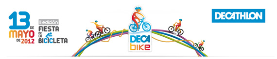 XVI Fiesta de la Bicicleta y del 'Decabike' en Rivas