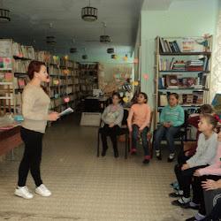 Информационная беседа «Загадочный мир моря!» (Новоивановский СДК)