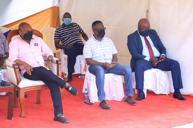 Kilifi governor Amason Kingi