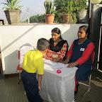Head Boy & Head Girl Election (Primary, R.C. Vyas) 30.06.2017