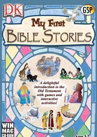 My First Bible Stories - Review By Jerri Wright