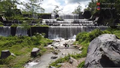 Wisata Air terjun Terbaru di Jogja