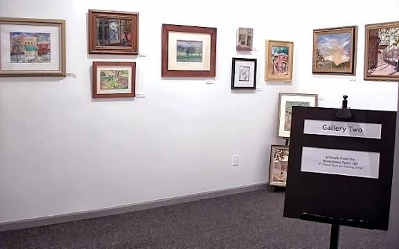 Riverfront Paint Off 2013 Exhibition