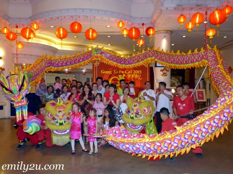 Syuen Hotel Ipoh Chinese New Year Celebration