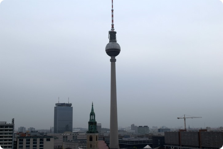 Berlin - april 2016