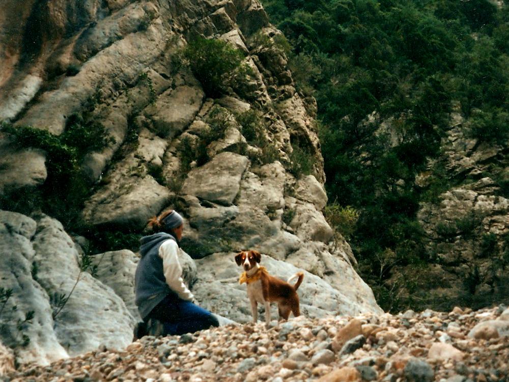 2002 · Montanejos, explorando barrancos