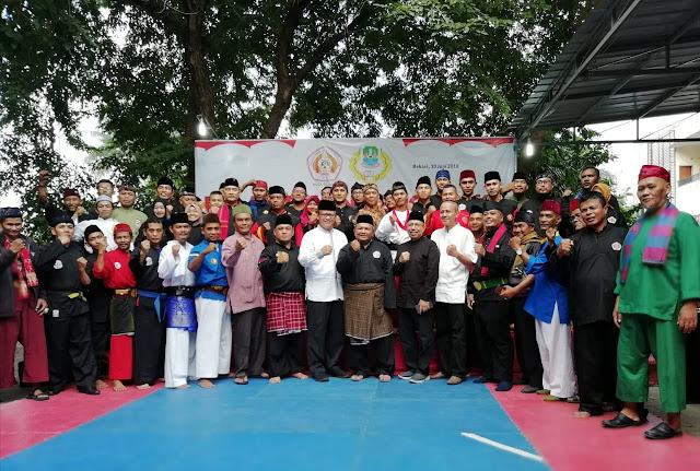 Rahmat Malik Resmi Jabat Ketua IPSI Kota Bekasi