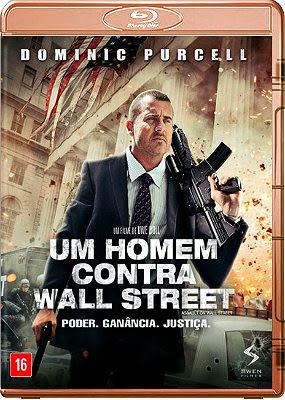 Filme Poster Um Homem Contra Wall Street BDRip XviD Dual Audio & RMVB Dublado