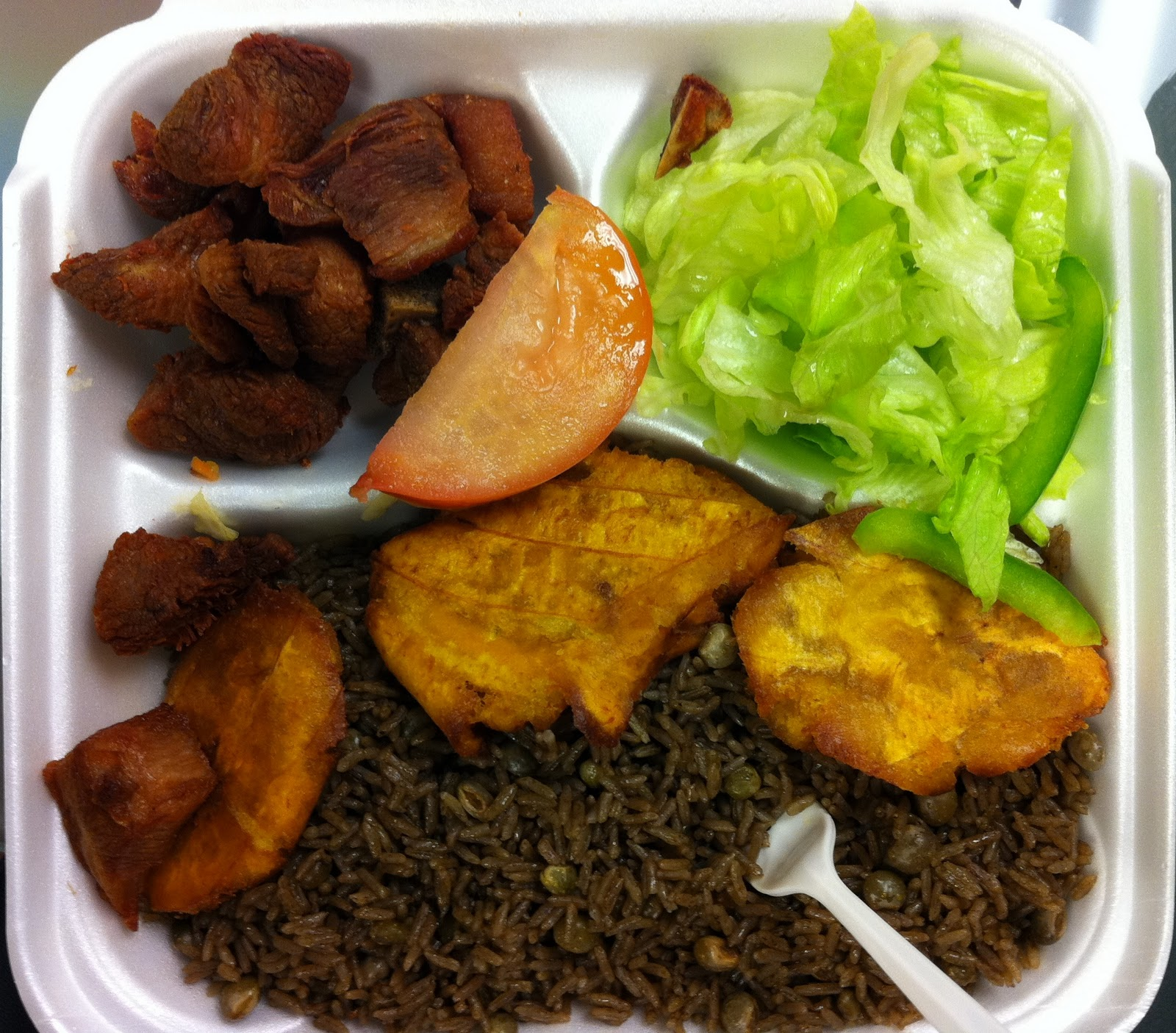 i know good food: Villa Creole (Haitian/Creole)
