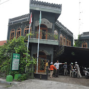 Kantor PC Lakpesdam NU Jombang awal 2016