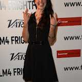 OIC - ENTSIMAGES.COM -  Luna Belan at the Film4 Frightfest on Monday   of  Hostile UK Film Premiere at the Vue West End in London on the 31st  August 2015. Photo Mobis Photos/OIC 0203 174 1069