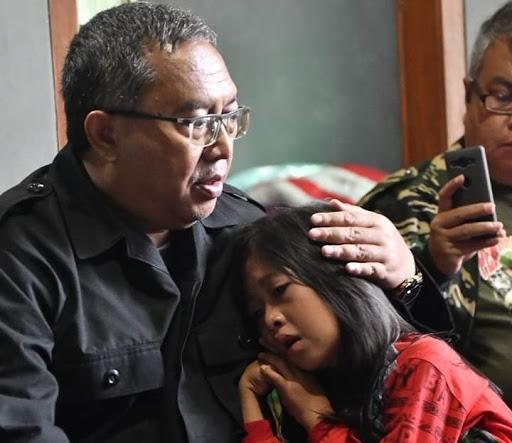 Bocah 8 Tahun Korban Longsor Cisolok Sukabumi, Ibu Meninggal Dunia 6 Anggota Keluarga Hilang