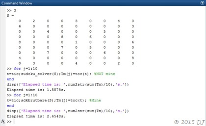 Solving with bare SBFA