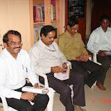 Demonstration of Amateur Radio Satellite communication to Mr Annadurai and Mr Raghavamurthy - DSC00160.JPG