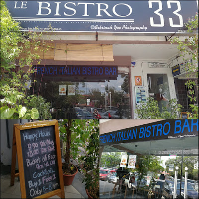 Le Bistro 33 in the heart of Taipan USJ