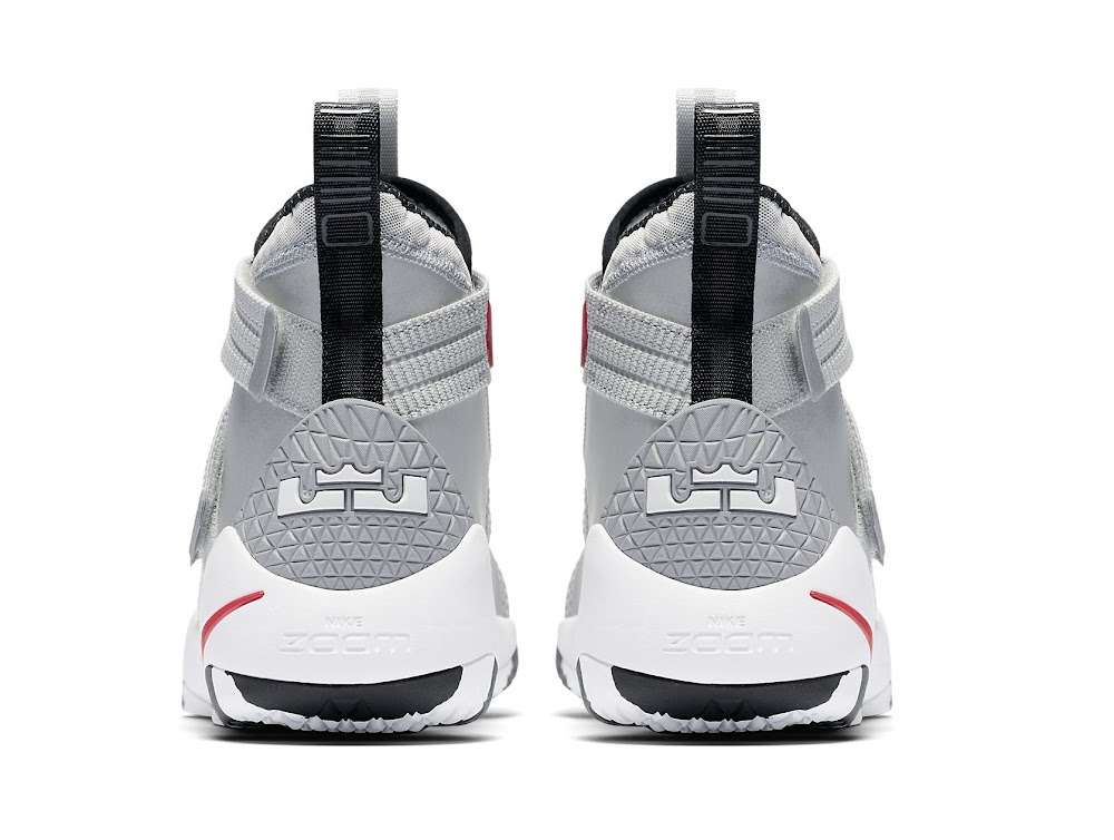 e543cc08330 ... Release Reminder Nike LeBron Soldier 11 Silver Bullet ...