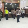 Polres Soppeng Melaksanakan Gelar Pasukan Ops Patuh 2021 di Aula Patria Tama Mapolres Soppeng