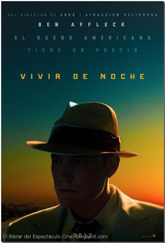 Vivir de noche fecha de estreno argentina poster latino for Espectaculos argentina 2016