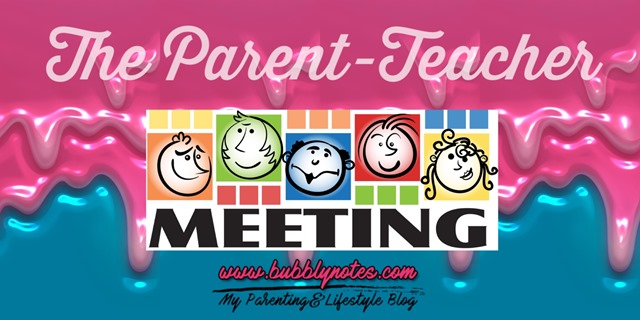 THE PARENT-TEACHER MEETING