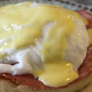 Oh Hey, Hollandaise Sauce!