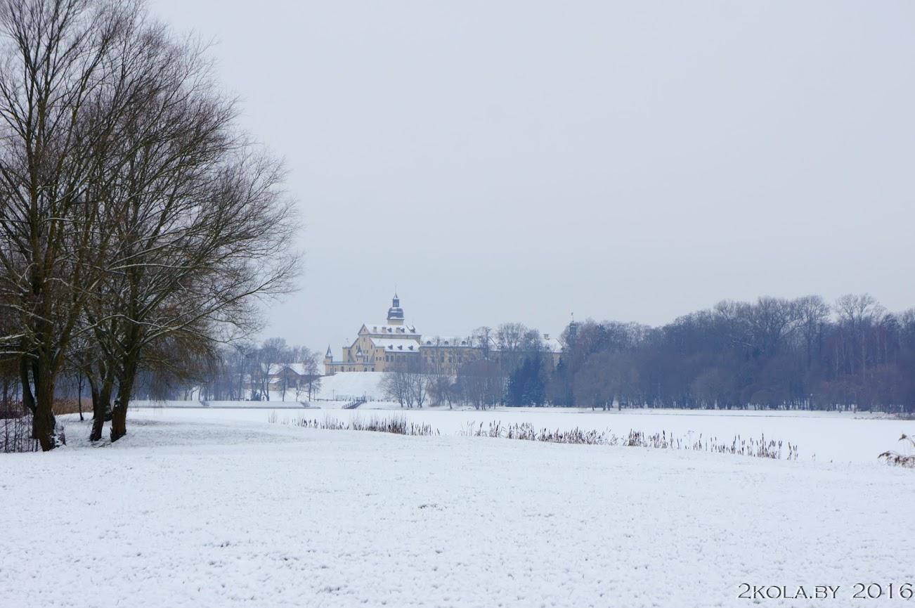 DSC08276 - Зимняя покатушка к резиденции Радзивиллов (Снов-Несвиж-Городея)