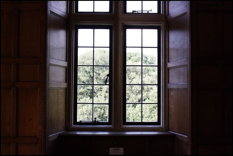 Charlton House - Long Room Window