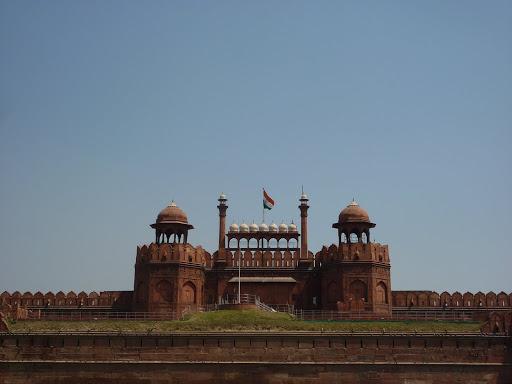 Red Fort, Delhi.