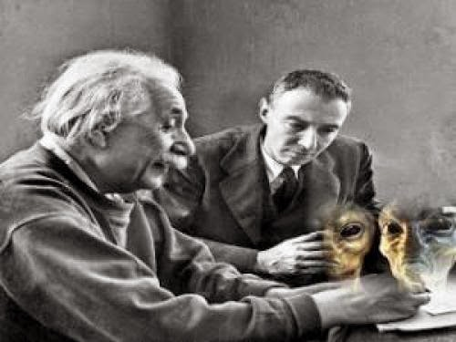 Secret Document From Einstein And Oppenheimer On Aliens And Ufos