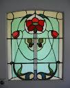 Artarmon Art Nouveau style leadlight