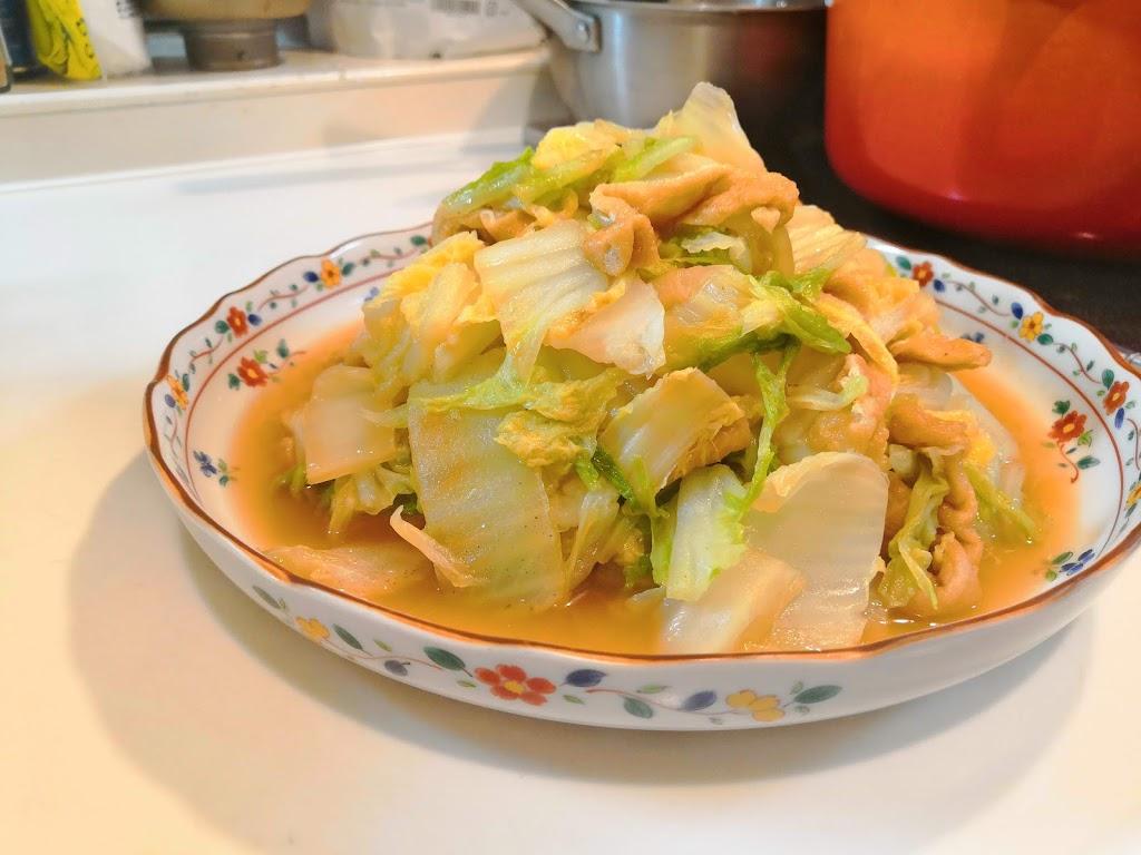 白菜を美味しく食べるヘルシーなレシピ集~鍋だけじゃ