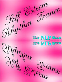 Cover of Richard Bandler's Book Nlp Music Trance Rhythmn